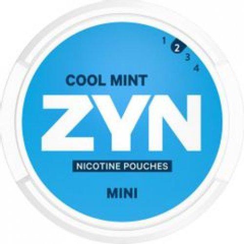 ZYN Cool Mint Mini Nicotine Pouches
