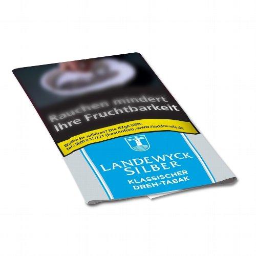 Landewyck Tabak Silber 35g Päckchen Feinschnitt (Artikel wird nicht mehr hergestellt)
