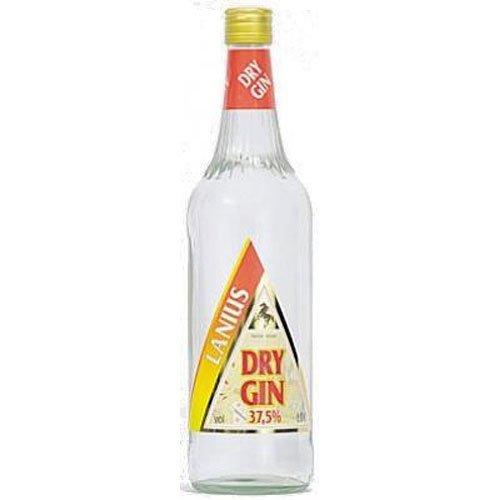 Lanius Dry Gin 37.5% Alkohol 1,0 L
