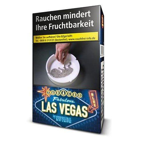 Las Vegas Blue Zigaretten (10x20)
