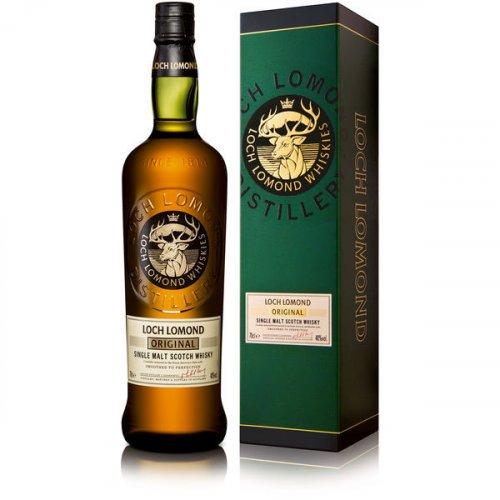 Loch Lomond Original Single Malt Whisky 40% vol.