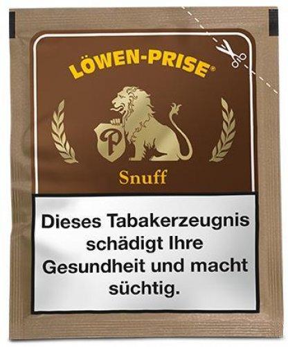 Löwenprise Snuff 10g Beutel Schnupftabak