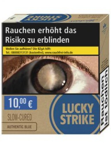 Lucky Strike Authentic Blue GIGA (8x31)