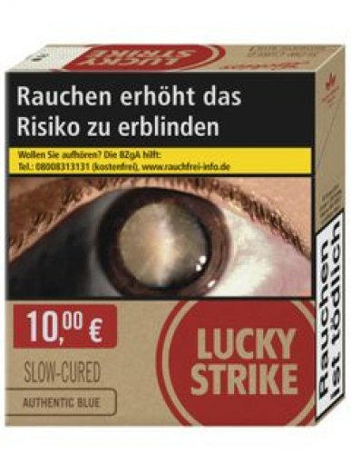 Lucky Strike Authentic Red GIGA (8x31)