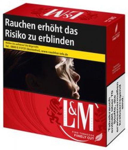 L&M Red Label GIGA-Box 5XL (6x50)