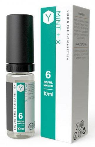 Lynden Liquid Mint + X 6mg Nikotin Leicht