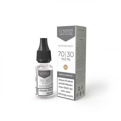 Lynden Nikotin Shot 20mg 70/30