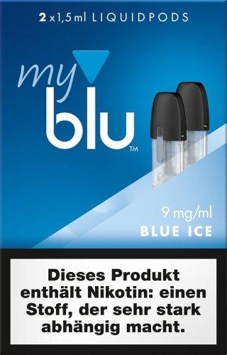 myblu Pods Blue ICE 9 mg 2er Pack