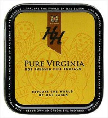 Mac Baren Pfeifentabak HH Pure Virginia 50g Dose