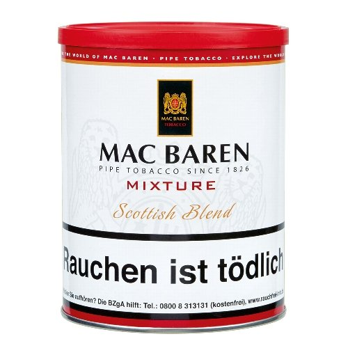 Mac Baren Pfeifentabak Mixture Scottish Blend 250g Dose