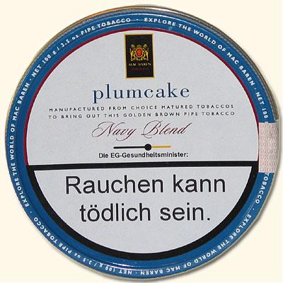 Mac Baren Pfeifentabak Plumcake 100g Dose