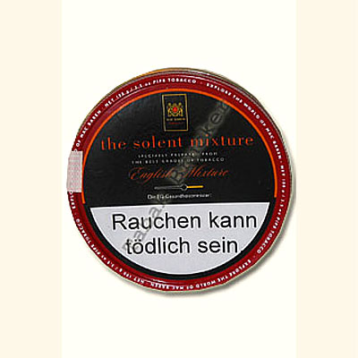 Mac Baren Pfeifentabak The Solent Mixture 100g Dose
