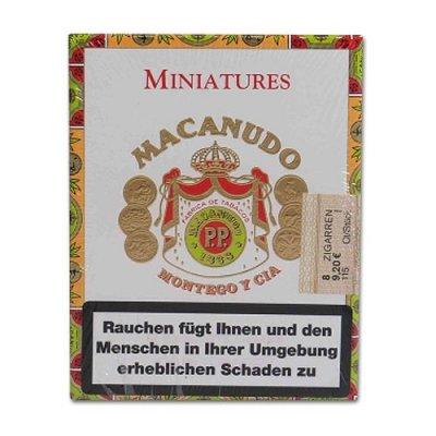 Macanudo Miniature Zigarillos