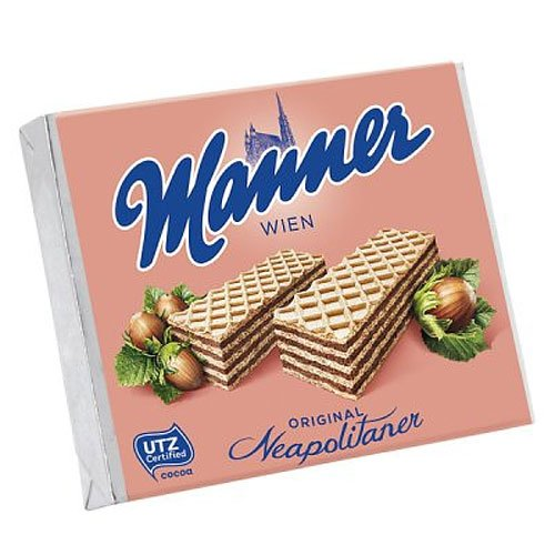Manner Original Neapolitaner Waffeln 75g Pack