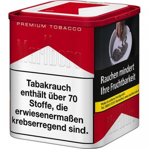 Marlboro Tabak Rot Premium L 90g Dose Zigarettentabak
