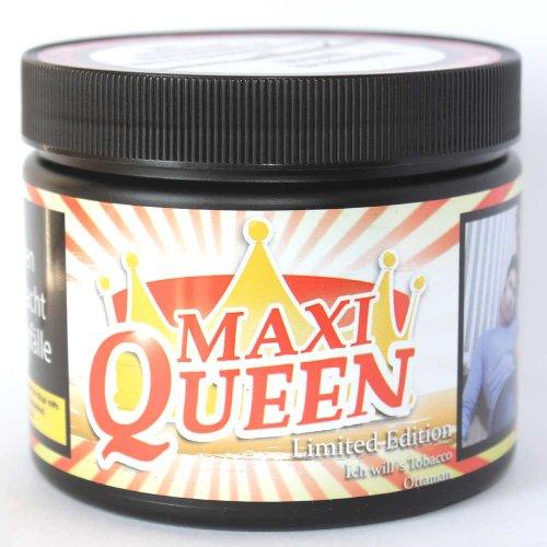 Maxi Queen Shisha Tabak 200g Dose