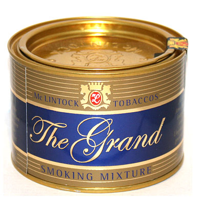 Mc Lintock Pfeifentabak The Grand 100g Dose