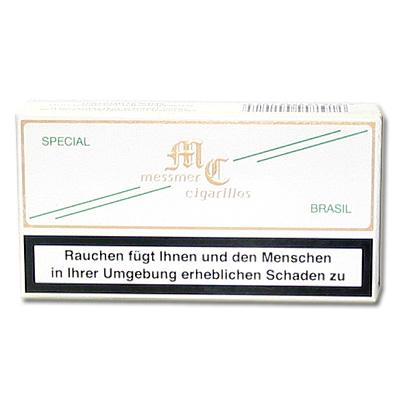 Messmer Special Cigarillos Brasil