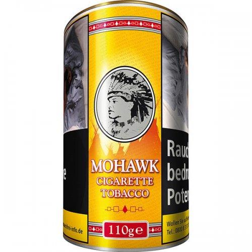 Mohawk Tabak Gelb 110g Dose Volumentabak