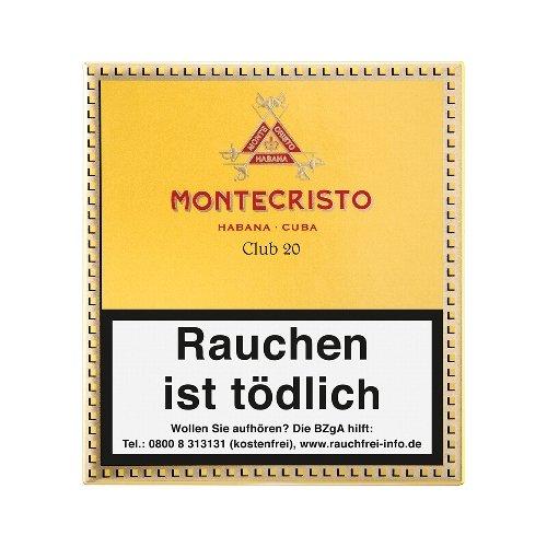 Montecristo Club Cigarillos 20 Stück