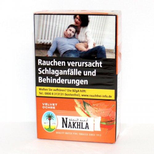 Nakhla Velvet Ochre (Honigmelone) 50g Päckchen Shisha Tabak