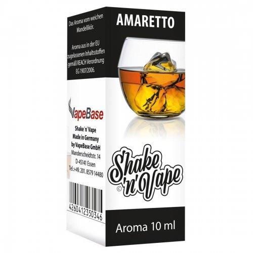 Nikoliquids Shake n Vape Aroma Amaretto 10ml