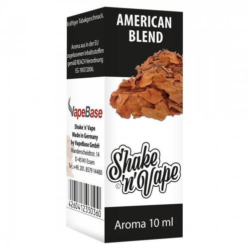 Nikoliquids Shake n Vape Aroma American Blend 10ml