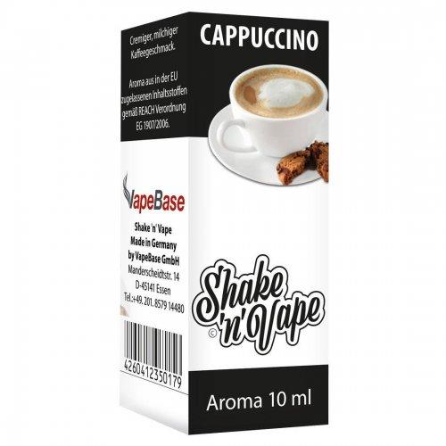 Nikoliquids Shake n Vape Aroma Cappuccino 10ml