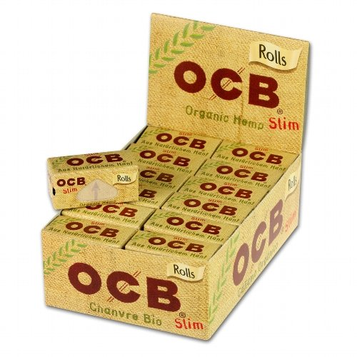OCB Endlospapier Organic Hemp Rolls