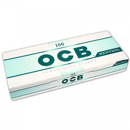 OCB Menthol Zigarettenhülsen 100 Stück