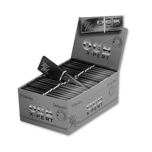 OCB Zigarettenpapier X-PERT Long Gummizug 1x32 Blättchen