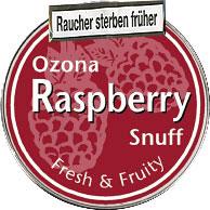 Ozona Snuff Raspberry 5g Dose Schnupftabak