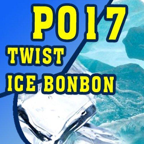 P017 - 325ml Shisha Molasse - Twist Ice Bonbon