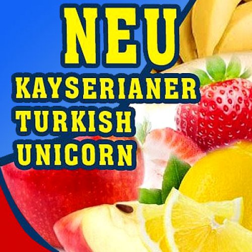 P923 - 325ml Shisha Molasse - Kayserianer Turkish Unicorn