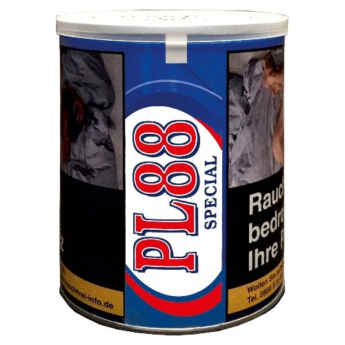 PL 88 Tabak Blau 75g Dose Feinschnitt