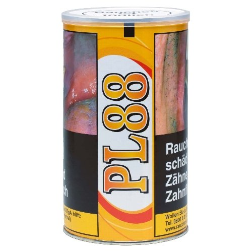 PL 88 Tabak Virginia Blend 200g Dose (ehem.gelbe Dose) Feinschnitt