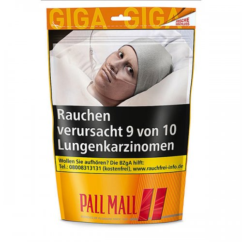 Pall Mall Allround 135g Giga-Beutel Volumentabak