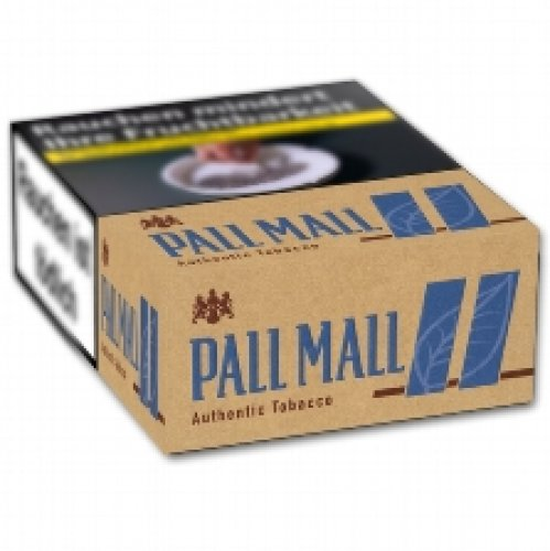 Pall Mall Authentic Blau GIGA (8x33)