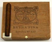 Partageno Zigarren No 430 Sumatra 30 Stück