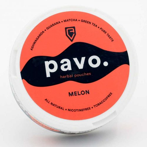 Pavo Melon Herbal Pouches