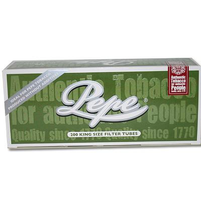 Pepe Zigarettenhülsen 200 Stück