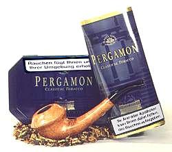 Pergamon Pfeifentabak 100g Dose