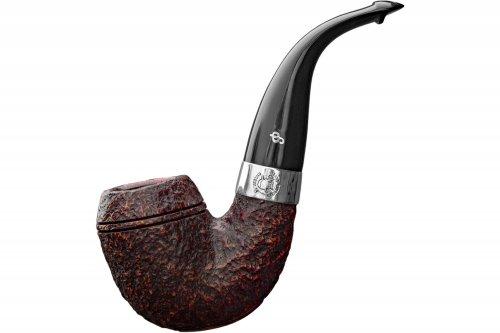 Peterson Pfeife Sherlock Holmes Baskerville Rustic