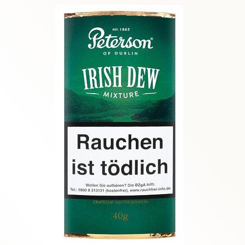 Peterson Pfeifentabak Irish Dew 40g Päckchen