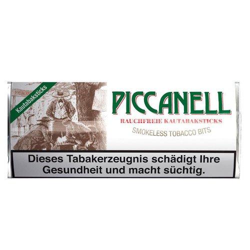 Piccanell Kautabak 14g Tütchen Kautabak-Sticks