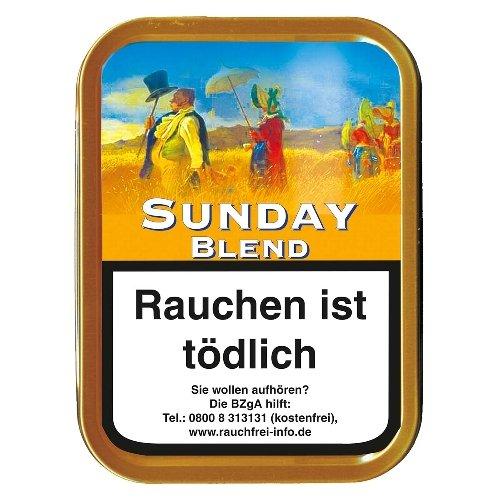 Planta Pfeifentabak Sunday Blend Sommer-Edition 50g Dose