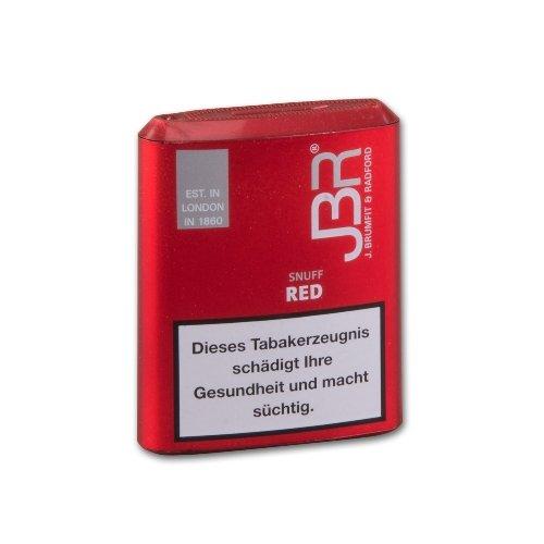 JBR Red Snuff Schnupftabak 10g