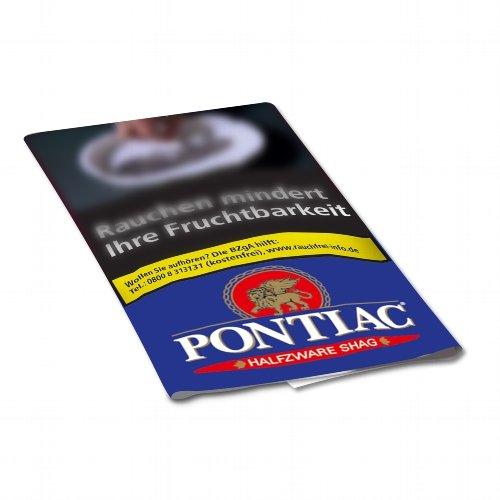 Pontiac Tabak Halfzware Shag 30g Päckchen Feinschnitt
