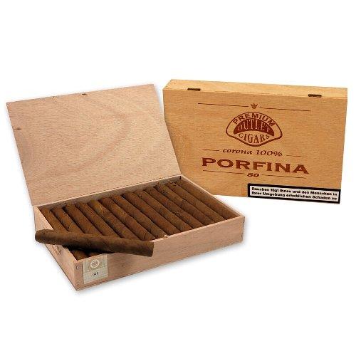 Porfina Corona Sumatra 25 Stück Cigarren