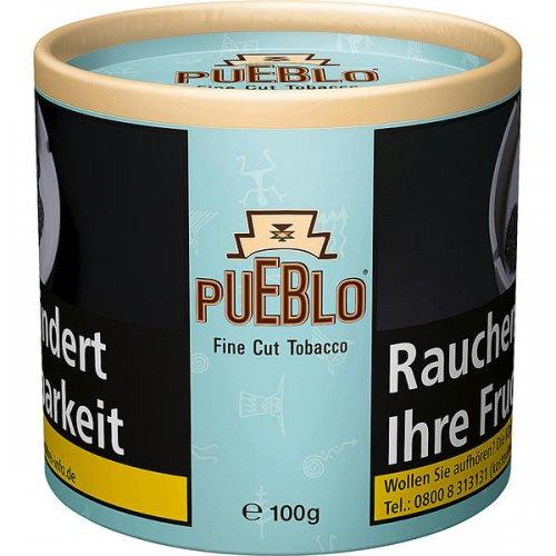 Pueblo Tabak ohne Zusatzstoffe Blue 100g Dose Feinschnitt